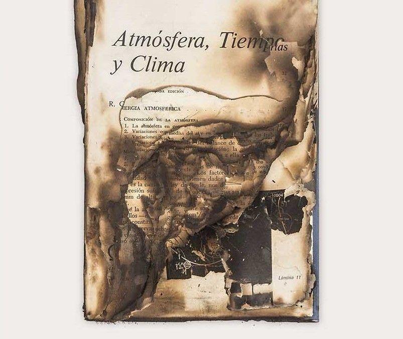 Atmósfera, Tiempo y Clima y el factor humano, poesía visual