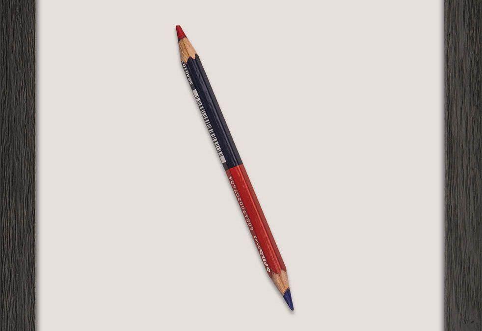 El lápiz del daltónico, poesía visual
