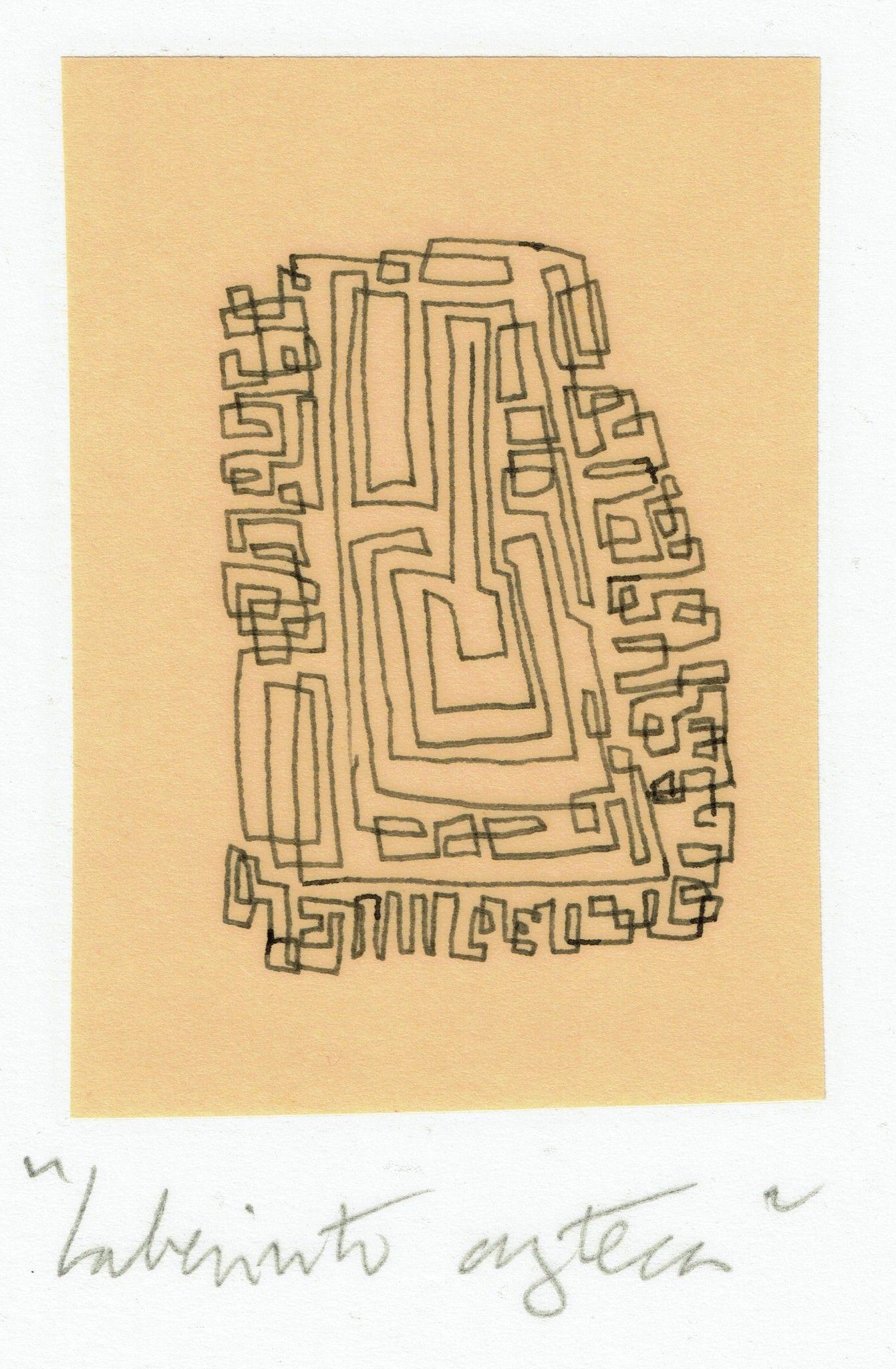 Laberinto azteca