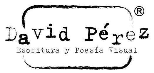 Logo Escritura y Poesía Visual de David Pérez Pol