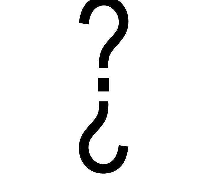 Pregunta abierta, caligrama