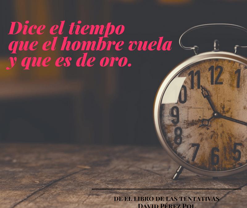 Dice el tiempo