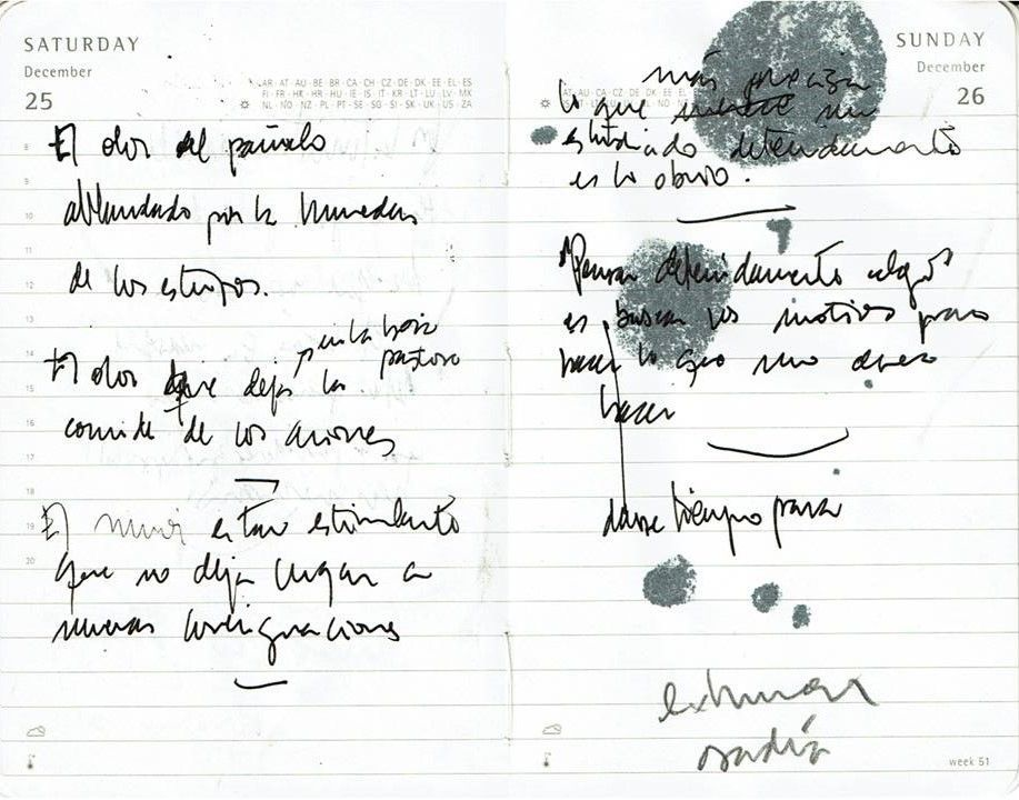 Texto manuscrito nº 11