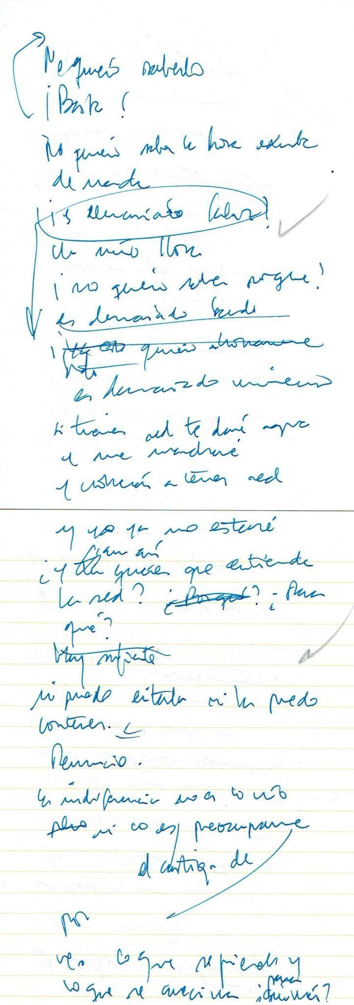 Texto manuscrito nº 32