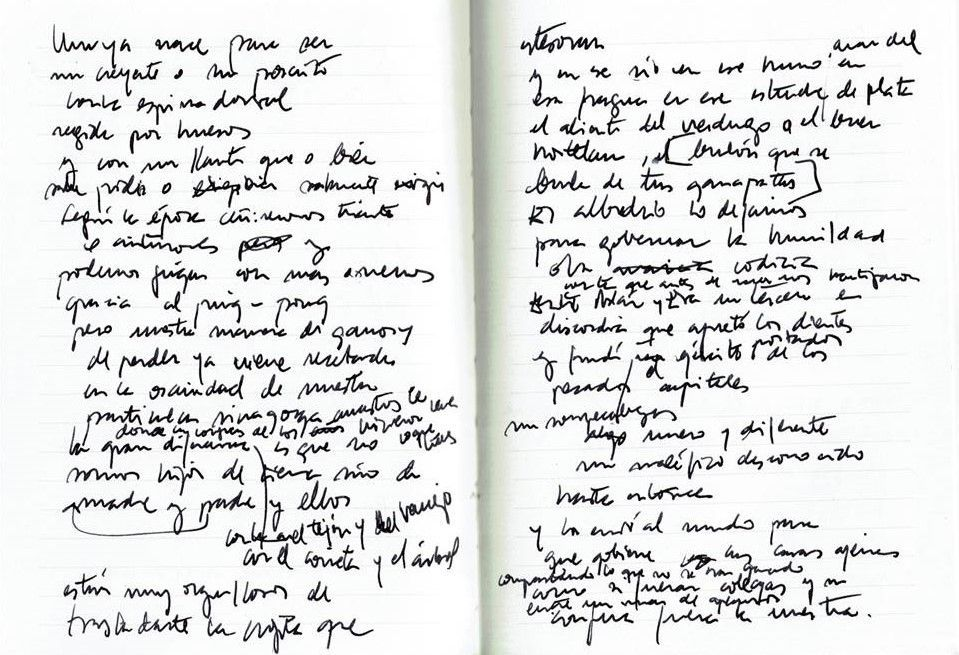 Texto manuscrito nº 7