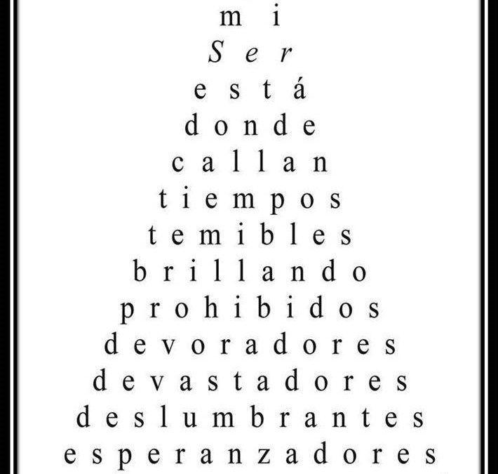 Zigurat, caligrama