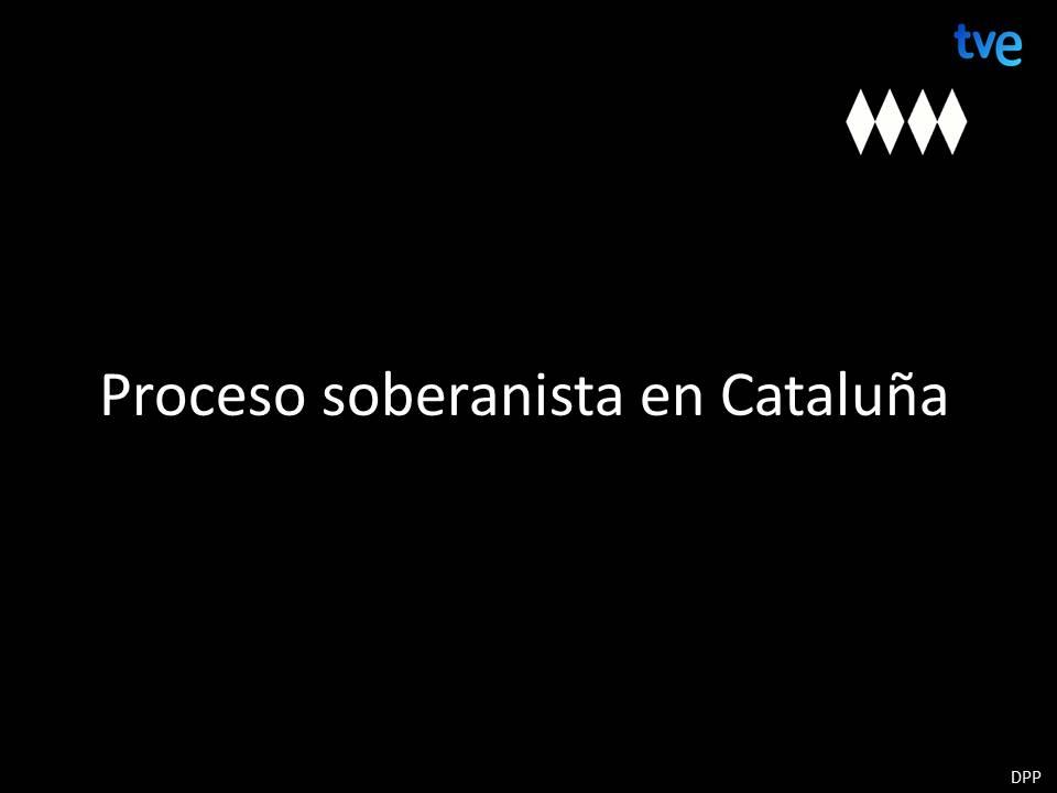 Proceso soberanista en Cataluña