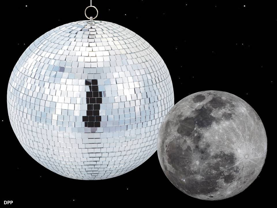 La discoteca del sistema solar