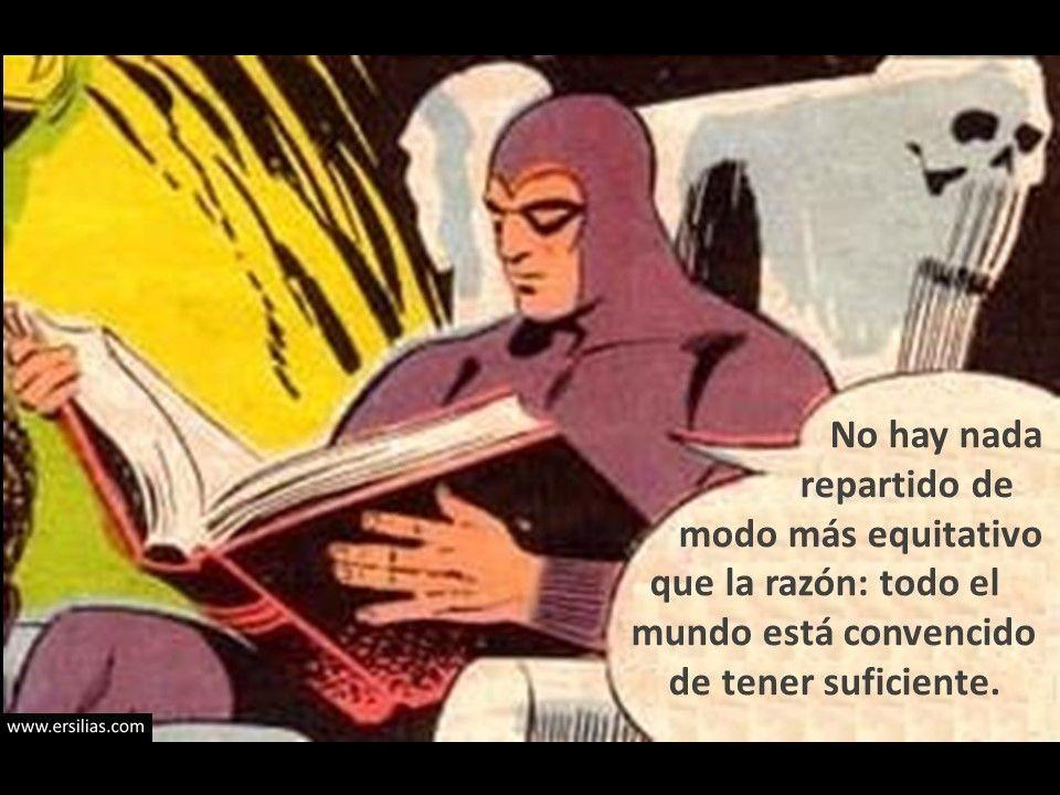 No hay nada repartido Viñeta filosófica nº 90 de David Pérez Pol