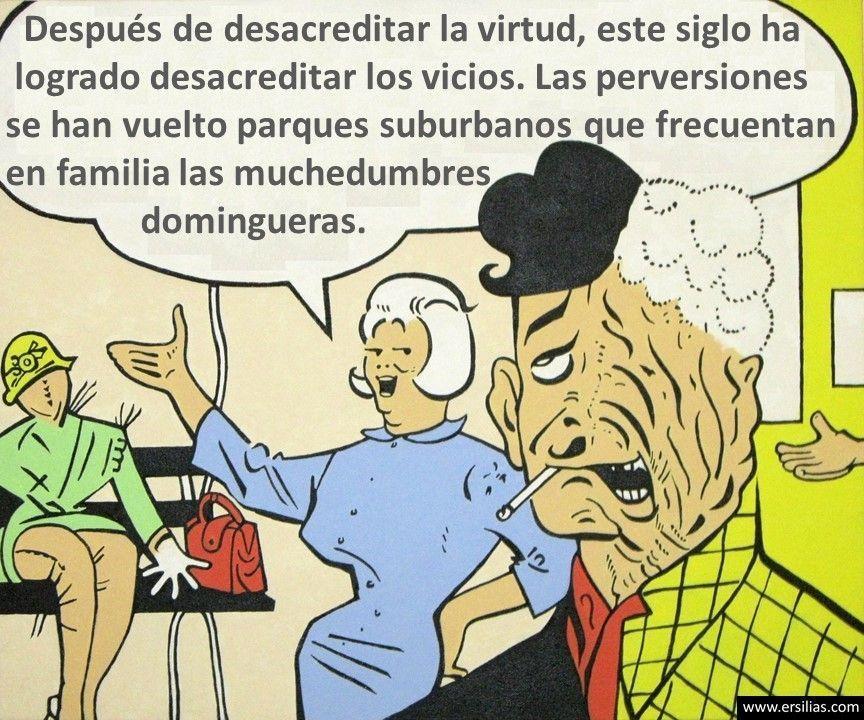 Después de desacreditar Viñeta filosófica nº 104 de David Pérez Pol
