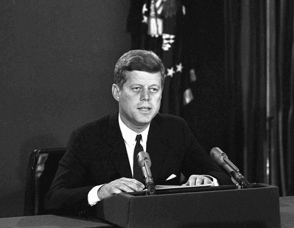 Discurso de J.F. Kennedy sobre los derechos civiles