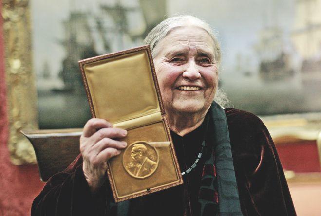 Discurso de Doris Lessing al recoger el Premio Nobel de Literatura de 2007
