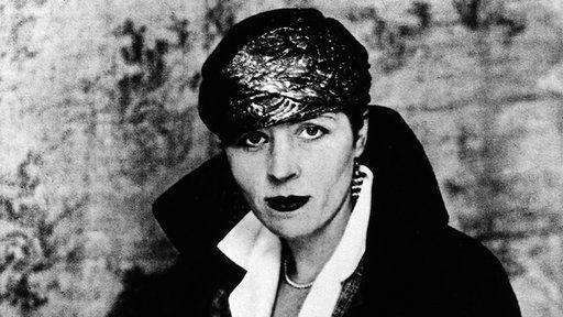 Dujna Barnes, poeta, Nueva York, 1892-1982