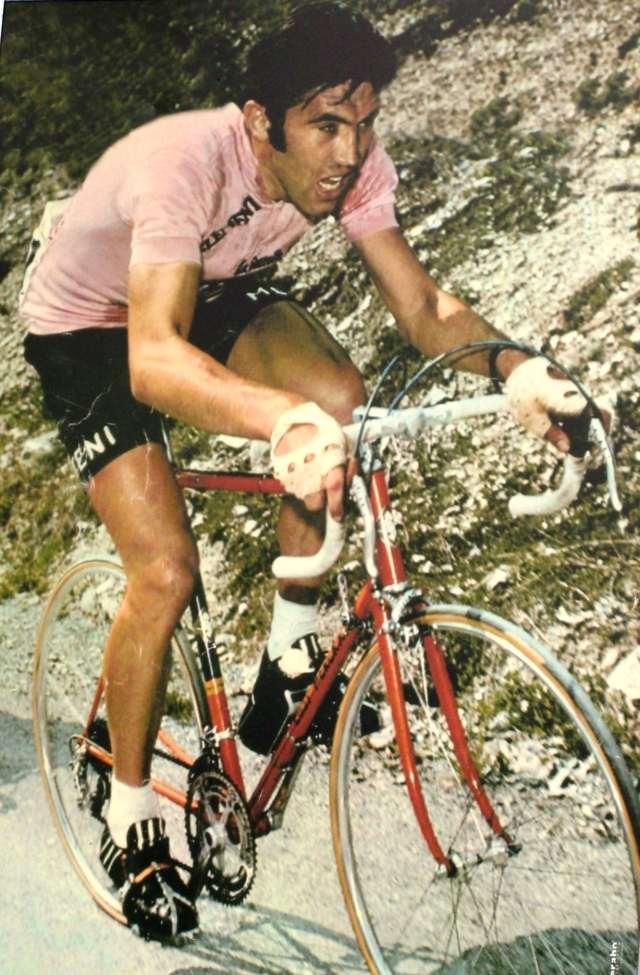 Eddy Merckx, el Canival