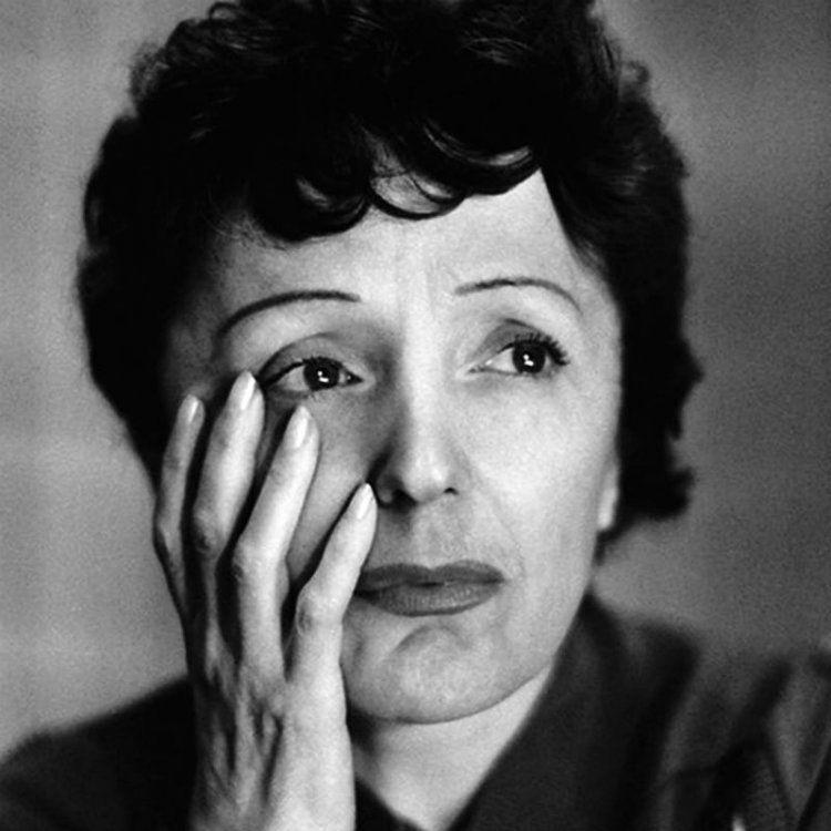 Édith Piaf, cantante