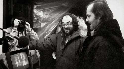 El resplandor dirigida por Stanley Kubrick, 1980