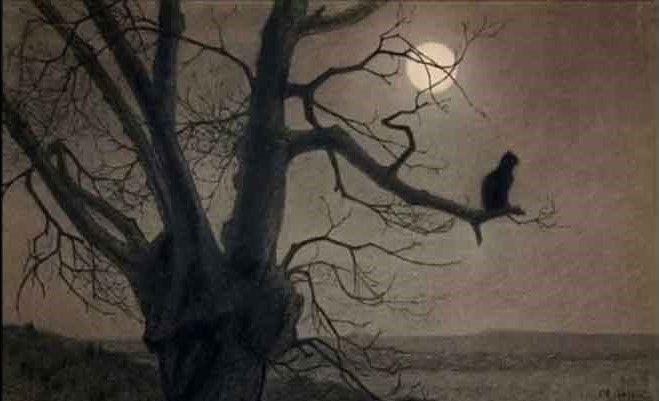 El árbol y el gato dirigido por Yevgeny Sivokon, 1983