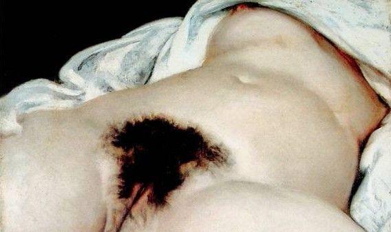 El origen del mundo Gustave Courbet, 1866