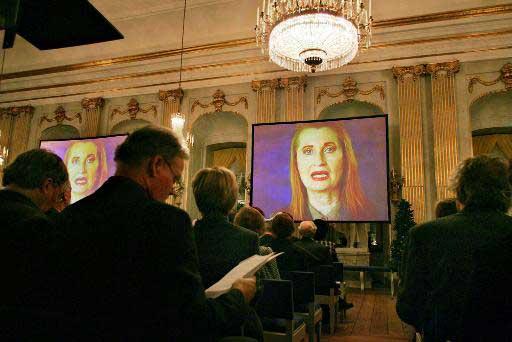 Discurso de Elfriede Jelinek al recoger el Premio Nobel de Literatura de 2004