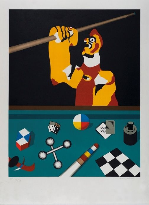 Equipo Crónica, poeta visual