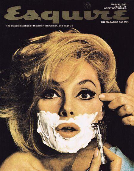 Portada revista Esquire, Marzo 1965