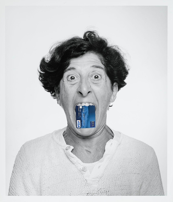 Esther Ferrer, poeta visual