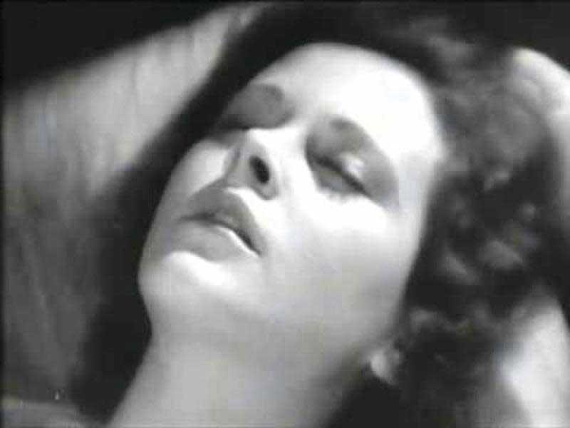 Éxtasis de Gustav Machatý, 1933 con Hedy Lamarr