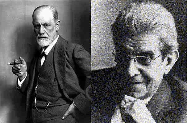Carta de Sigmund Freud a Jacques Lacan inédita de 1933