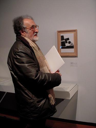 Felipe Boso, poeta visual