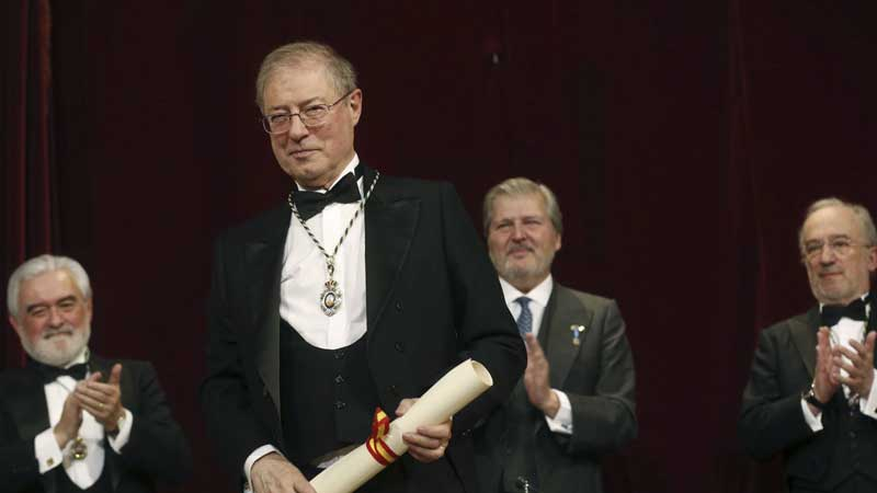 Discurso de Félix de Azúa de ingreso en la Real Academia Española el 13 de marzo de 2016