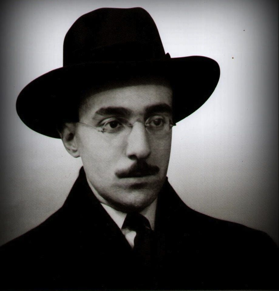 Fernando Pessoa, Lisboa, 1888-1935