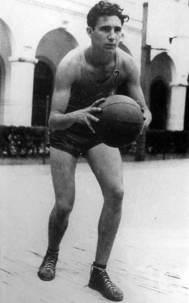 Fidel Castro joven