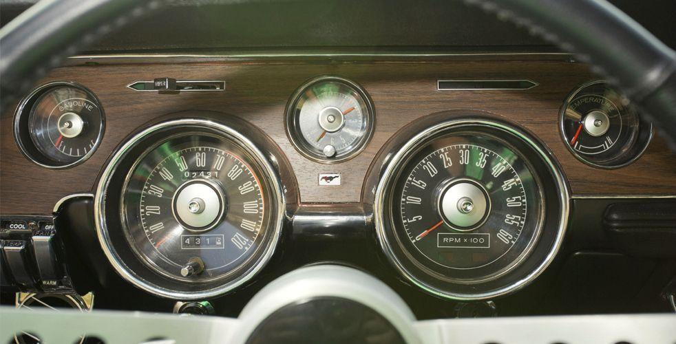 el Ford Mustang de Steve McQueen en Bullit (Peter Yates, 1968)