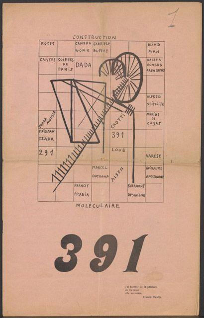 Francis Picabia, poeta visual