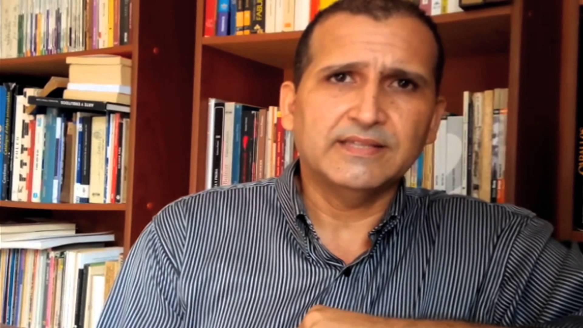 Franklin Fernández, poeta visual