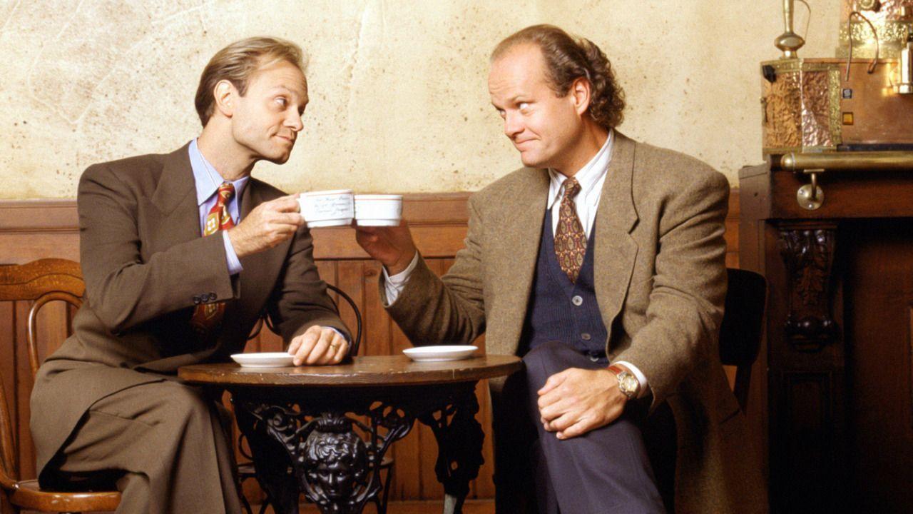 Frasier, serie TV (1993-2004)