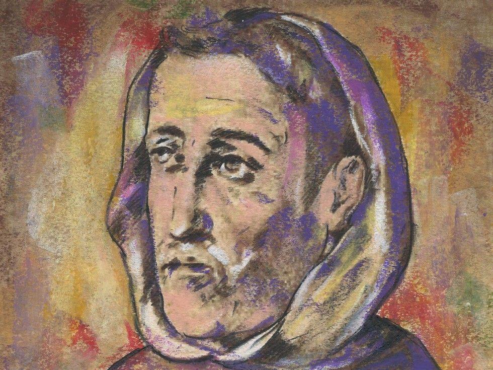 Fray Luis de León, poeta, Belmonte, 1527-1591