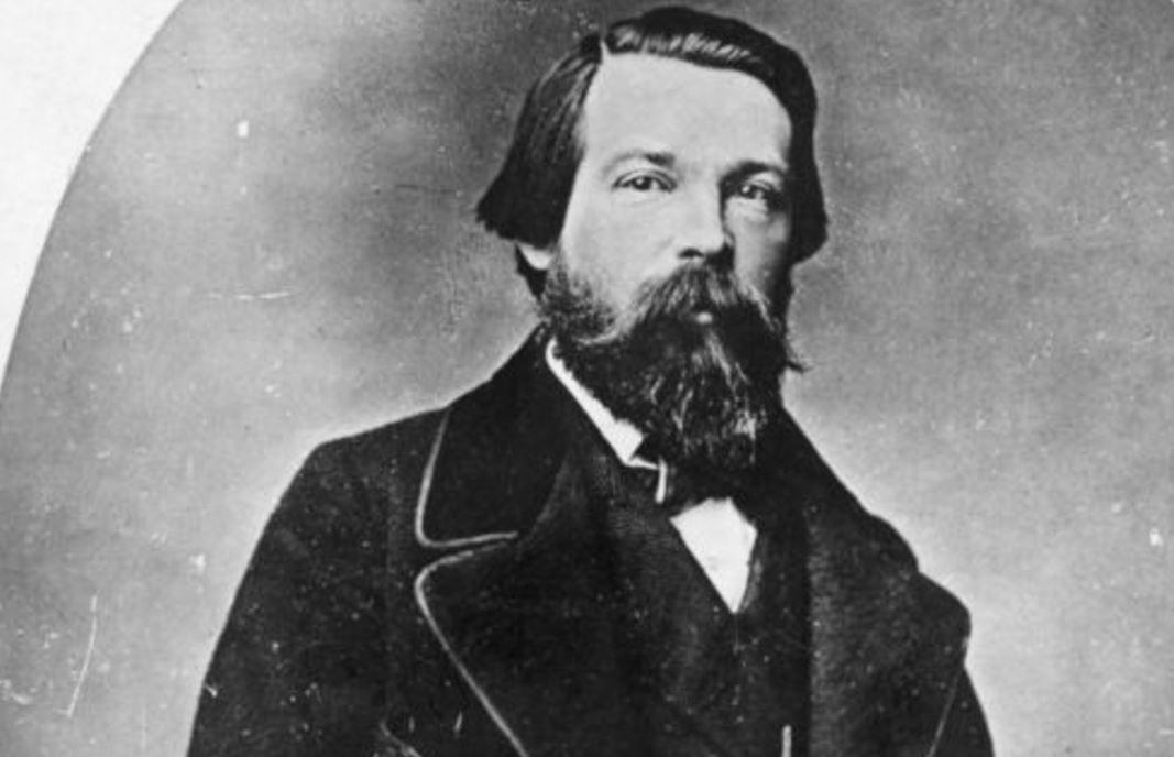 Discurso de Friedrich Engels ante la tumba de Marx, 1883