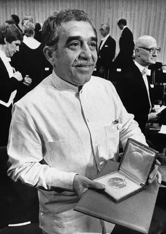 Discurso de Gabriel García Márquez al recoger el Premio Nobel del 1982