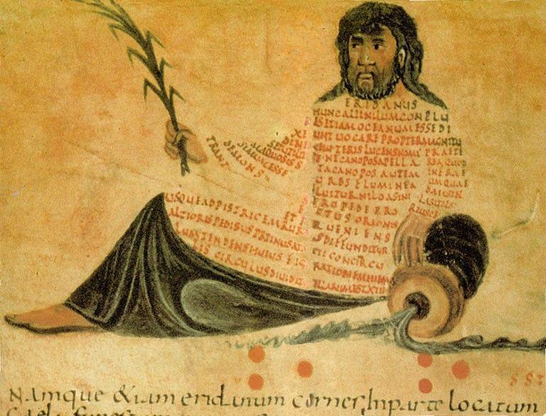 Gaius Julius Hyginus, poeta visual