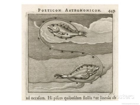Poesía Visual de Gaius Julius Hyginus