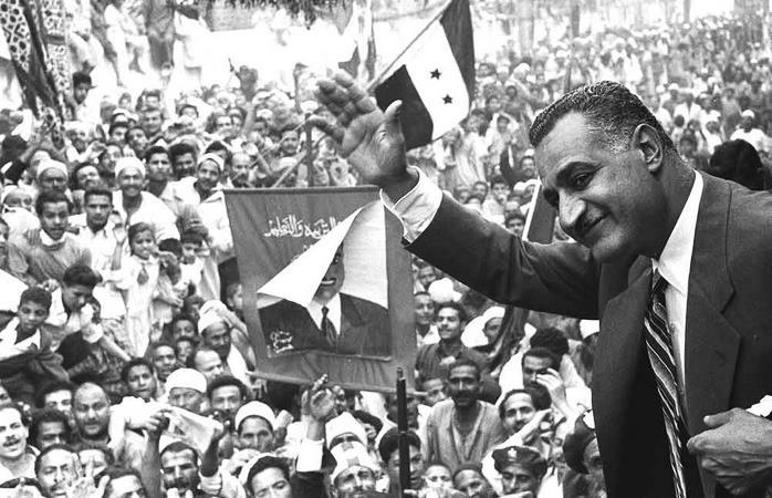 Discurso de Gamal Abdel Nasser pronunciado en 1953, acerca de la implantación del velo en Egipto