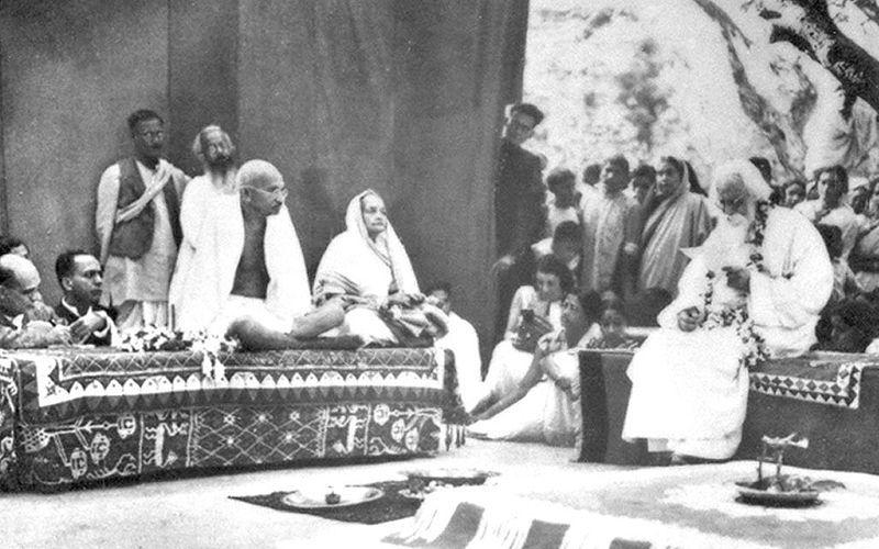 Discurso pronunciado por Mahatma Gandhi el 7 de Agosto de 1942 en el Congreso Nacional Indio (fragmento)
