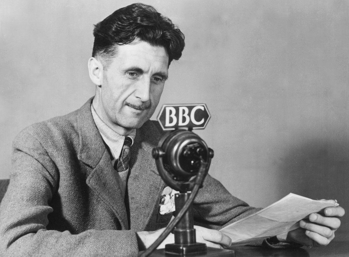George Orwell, escritor, consejos