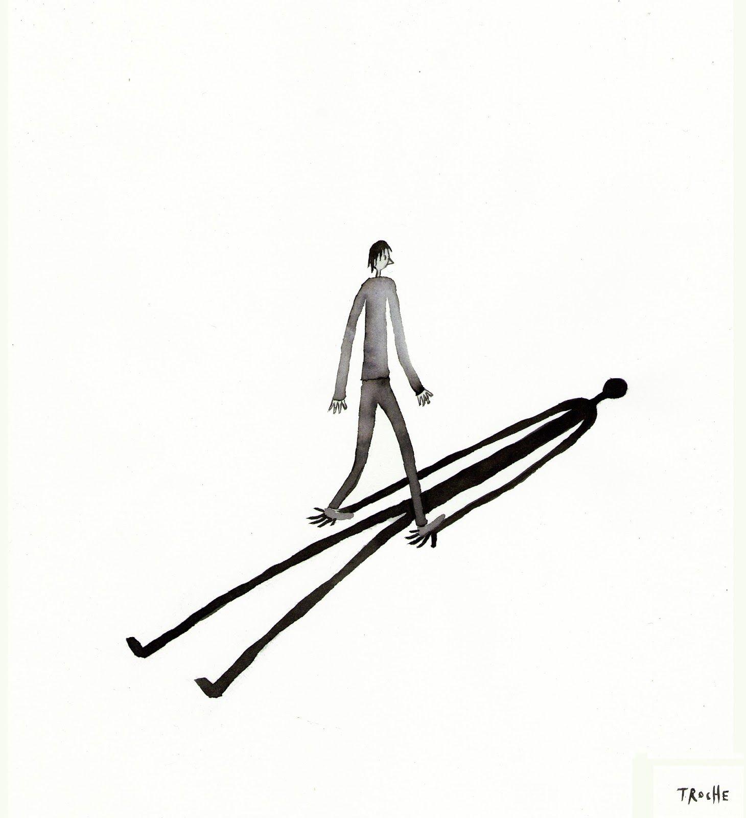 Gervasio Troche, poeta visual