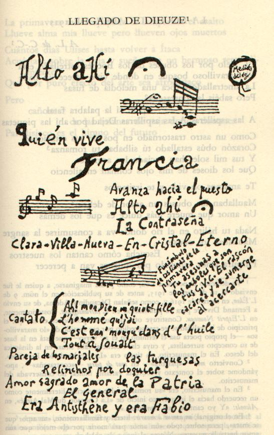 Guillaume Apollinaire, poeta visual