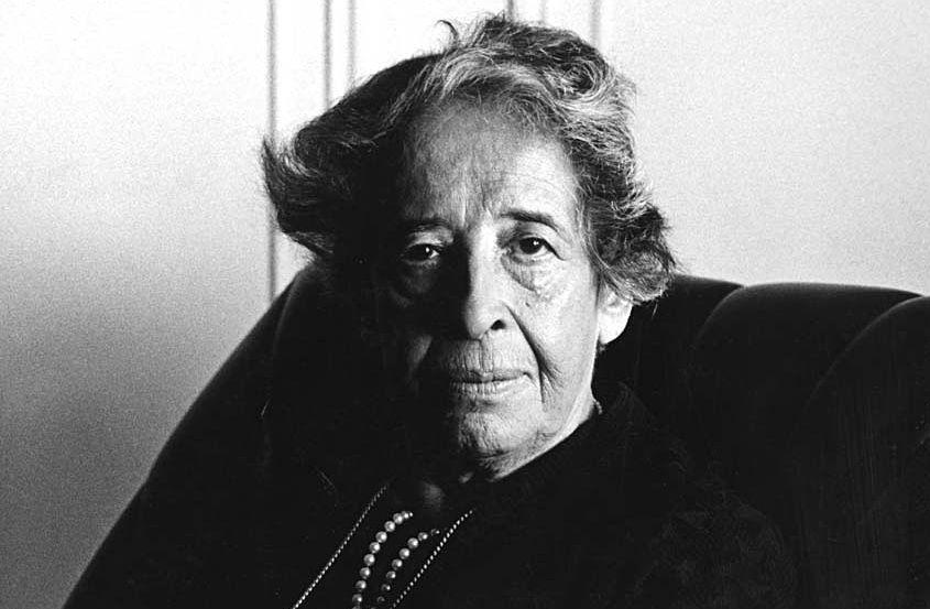 Hannah Arendt: Revolución, sinónimo de vuelta a empezar