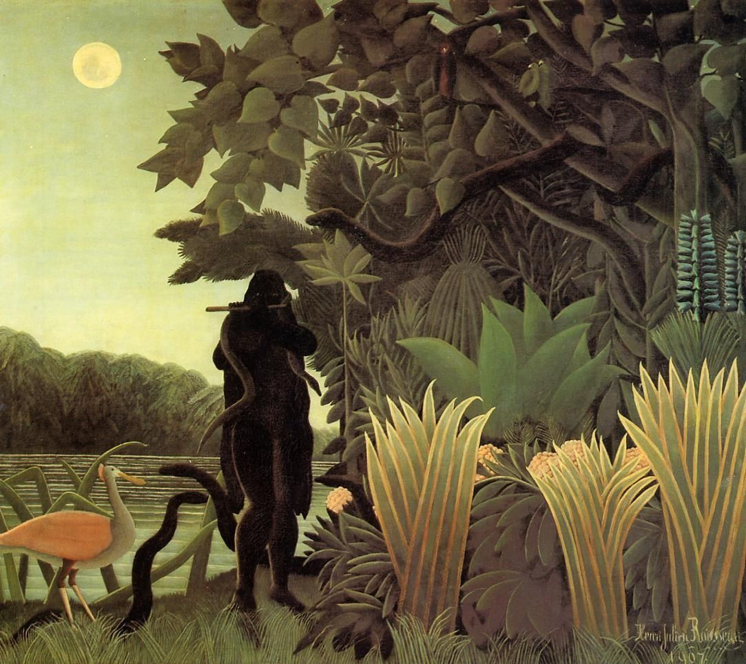 Obra de Henry Rousseau