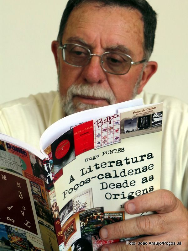 Hugo Pontes, poeta visual