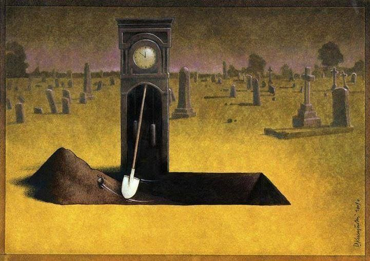 Reloj-pala